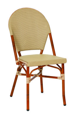 Toulouse Continetal Outdoor Side Chair