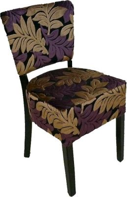 Burbank Fully Upholstered Dining Chair