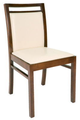 Bardot Faux Leather Dining Chairs