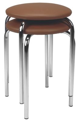 Chico Low Stools Stacked