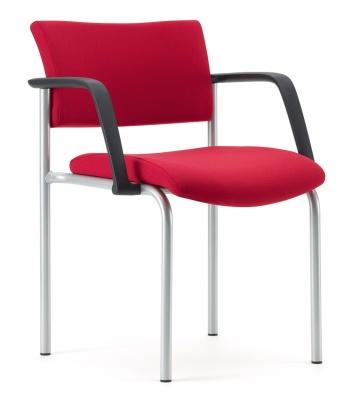 Estelle Four Leg Conference Armchair