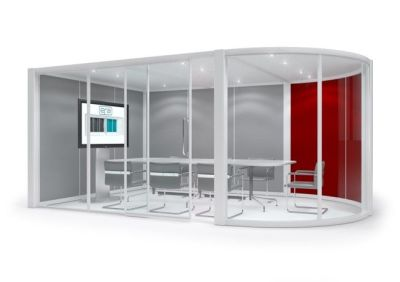 Series 16 Acouistc Office Pod