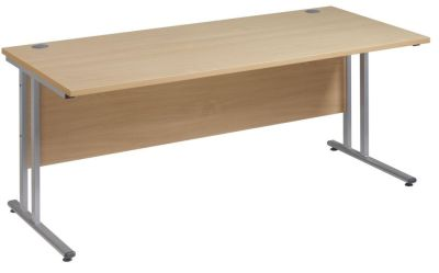 Gm Rectangular Cantilver Desk