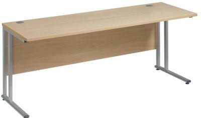 Gm Shallow Rectangular Desks - Free Install