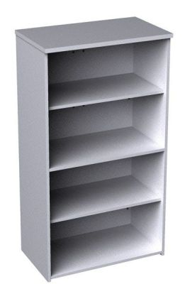 Duplex 3 Shelf Bookcase