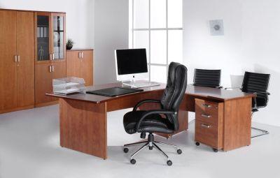 Contessa Cherry Veneer Executive Suite