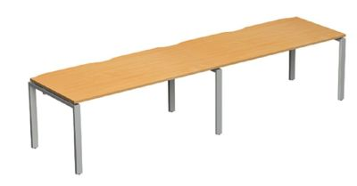 Exact Two Person Single Bench