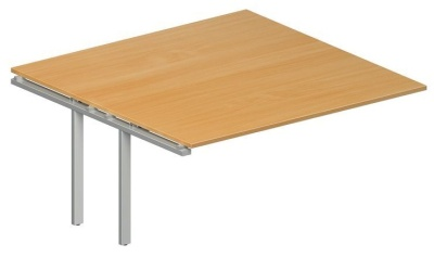 Exact Twin Desk Extension