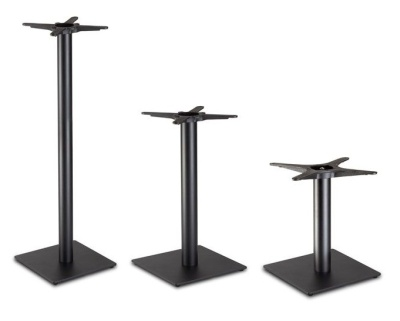 Slika Black Table Bases