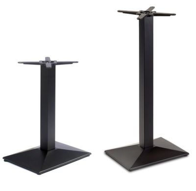 Pyramid Rectangular Table Bases