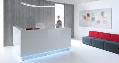 Lx Reception Desks