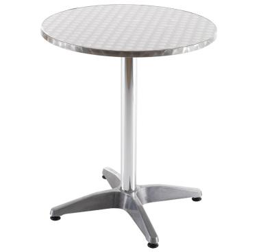 Plaza Round Outdoor Aluminium Table