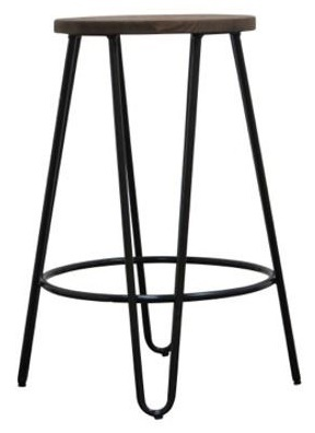 Hairpin Low Stool