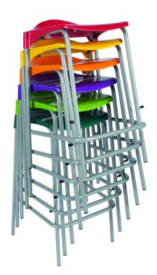 ADL Stools Stacked