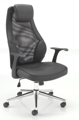 Tempest Executive Mesh Chair With Arms