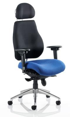 Chiro Plus Chairs Custom Fabrics