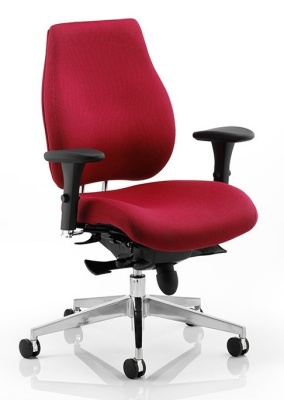 Chiro Plus Ergonomic Chair In Custom Colours
