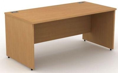 Avalon Rectangular Desks With Side Panels