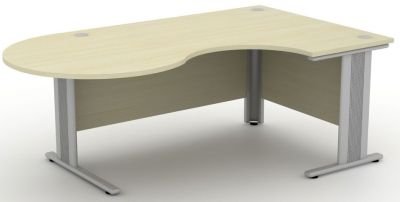 Avalon Plus Right Hand Corner Desk With Conference End
