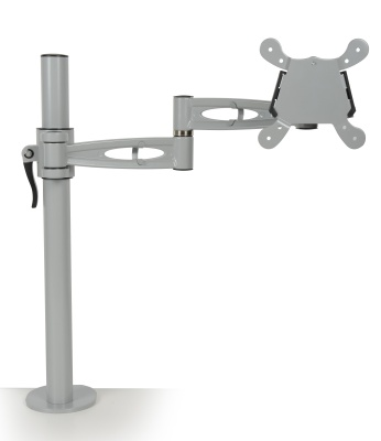 Meta Value Monitor Arm In Silver