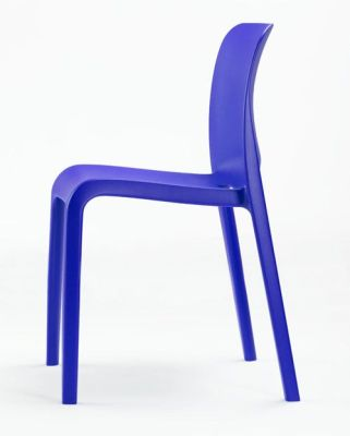 POP Blue Classroom Chair