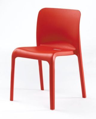 POP Red Easy To Move Seat