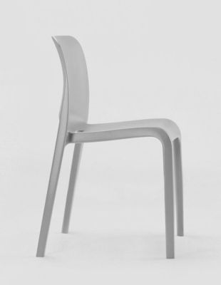 POP Grey Meeting Chair