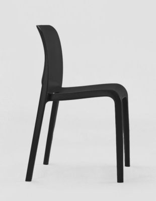 POP General Purpose Black Chair