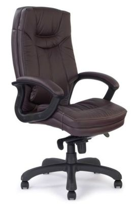 Thor Luxury Chairmans Seat In Soft Feel Burgundy Leather