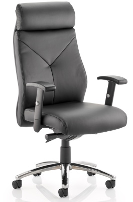 Drew Leather Executive Task Chair