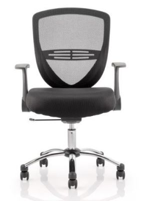 Libra Mesh Chair Front View