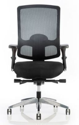 Aspect Mesh Chair Front View