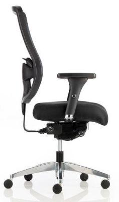 Aspect Mesh Chair Side View