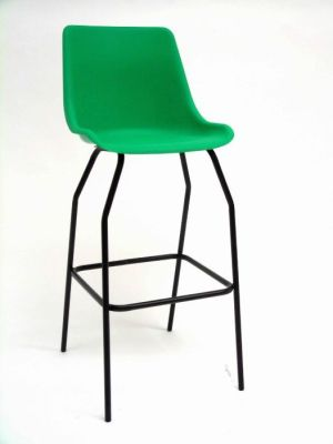 GX Classroom High Stool In Green