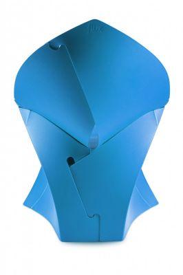 Flux Junior Blaue Chair Rear View