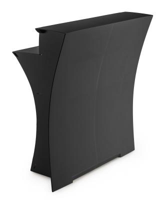 Flux Folding Bar In Black