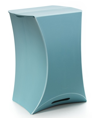 Flux Pop Stool Petrol Blue