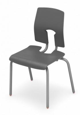 Sesame Poly Chair Slate