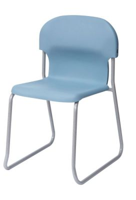 Chair 2000 Classroom Chair With A Skid Frame