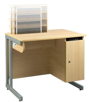 GX ICT Computer Desk 3