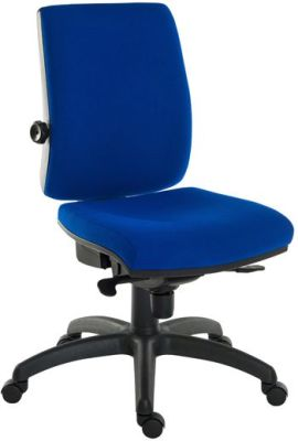 Ergoplus 24 Hour Chair Blue Fabric
