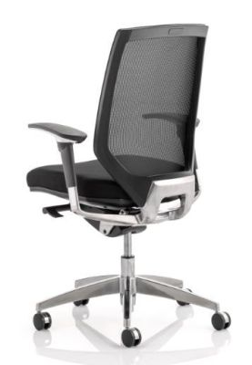 Gordias Mesh Task Chair Side Angle