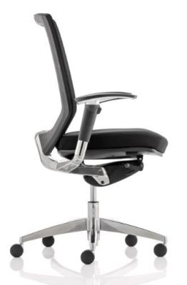 Gordias Mesh Task Chair Side View