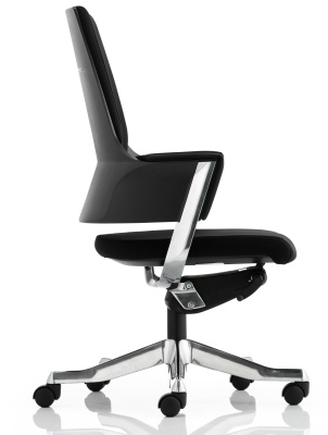 Stralight Executive Chair Black Fabric