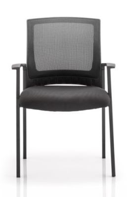 Socket Mesh Arm Chair Front