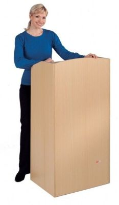 Value Wooden Presentation Lecturn In Beech