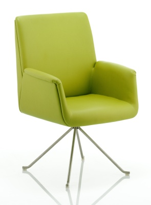 Turner Swivel Armchair