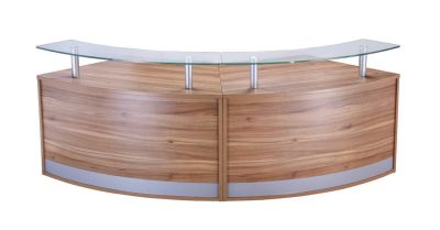 PB Deluxe Reception Desk Config 6