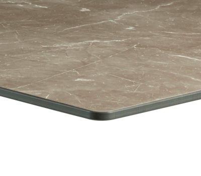 Marble Grey HP Laminate Tops Detail Shot