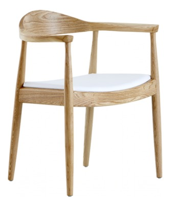 Kennedy Chair Light Ash Frame